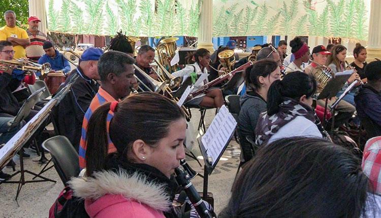 Banda de conciertos de Consolación del Sur, Pinar del Río