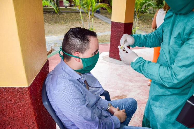 La vigilancia médica es la razón de ser de estos centros de aislamiento, concebidos para evitar la propagación del Covid-19