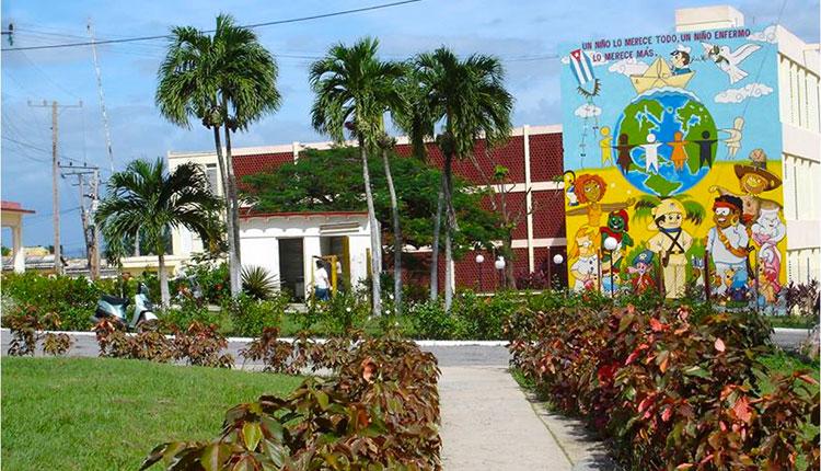 Hospital pediátrico de Pinar del Río