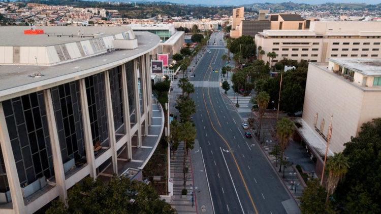 4 Los Ángeles. Estados Unidos