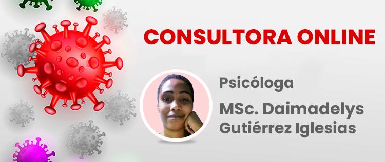 Consultora Online Daimadelys Gutiérrez Iglesias