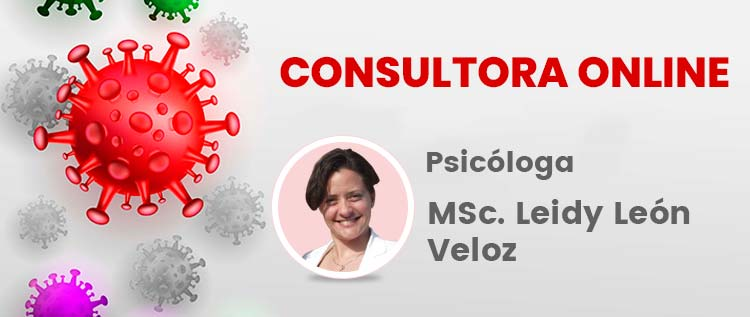 Consultora Online: MsC. Leidy Leon Veloz