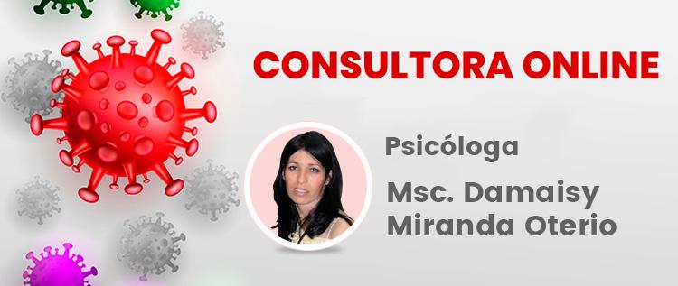 MSC. Damaisy Miranda Oterio
