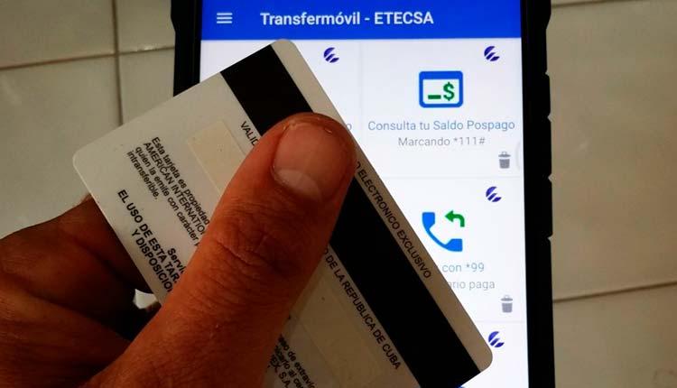 Crece en Camagüey uso del Transfermóvil en tiempos de aislamiento social