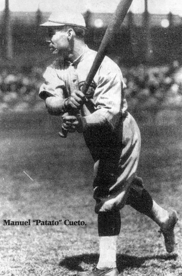 Manuel Cueto Melo (Patato)