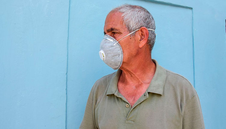 Omar Camilo Marrero Godoy, presidente del Consejo Popular Hermanos Barcón / Foto: Januar Valdés Barrios
