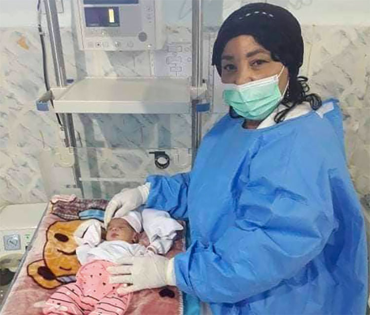 Médicos en Argelia