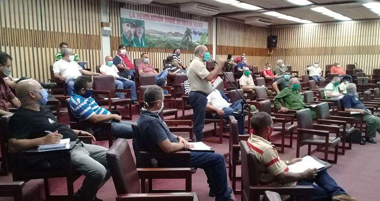 Consejo de Defensa Provincial Pinar del Rio 3