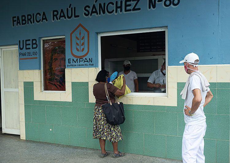 Fábrica Raúl Sánchez enclavada en el consejo popular Ceferino Fernández.