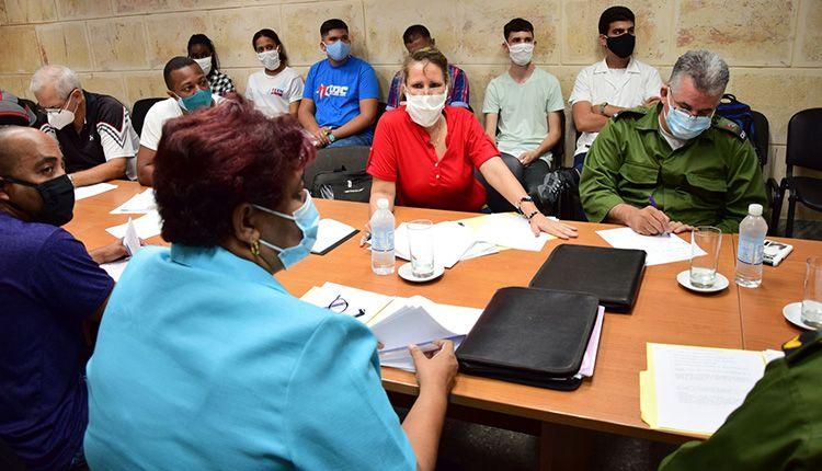 Chequean en Pinar del Río estrategia de Educación para la recuperación pos-COVID-19