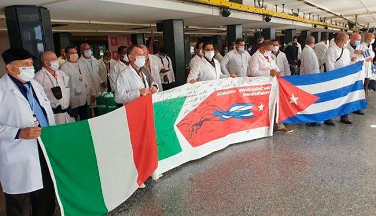Foto: Associazione Nazionale di Amicizia Italia-Cuba/ Facebook.
