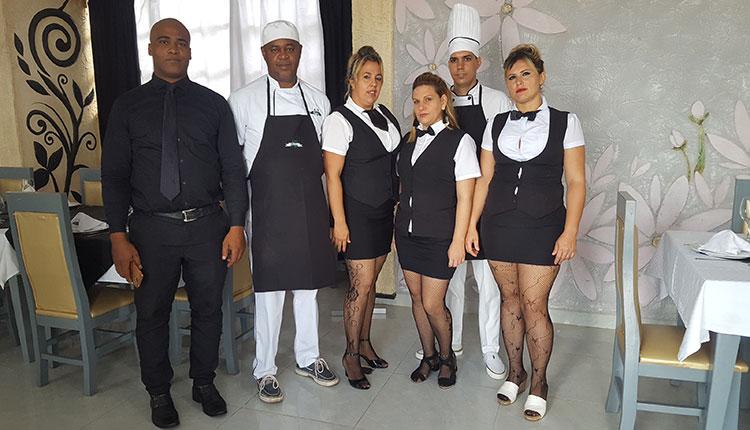 Bar - Restaurante 12 Plantas en Pinar del Río / Foto: Osmay Pérez