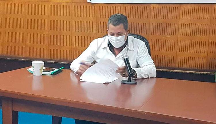 Doctor Ariel Godoy del Llano