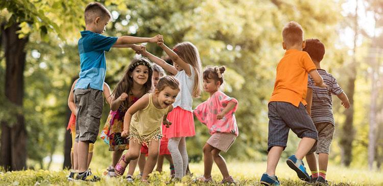 Juegos tradicionales que realizan los niños