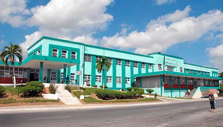 Hospital León Cuervo Rubio