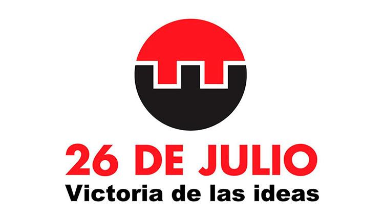 Logo del 26 de Julio