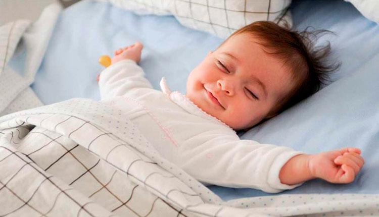 nino durmiendo
