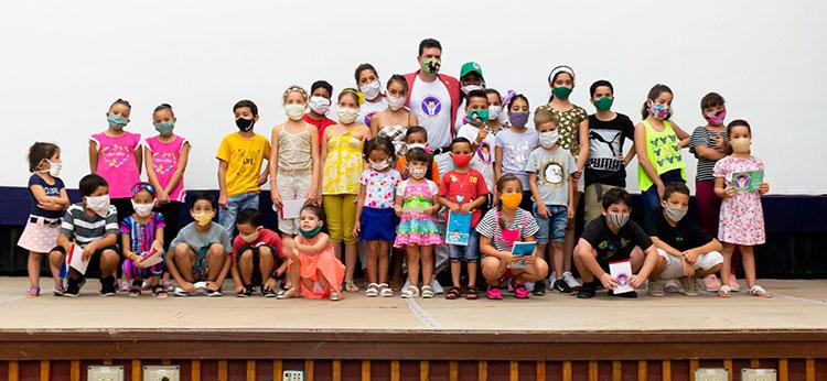 El pasado domingo, en ocasión del Día de los Niños, se estrenó en el cine Praga el primer live-action realizado en Cuba