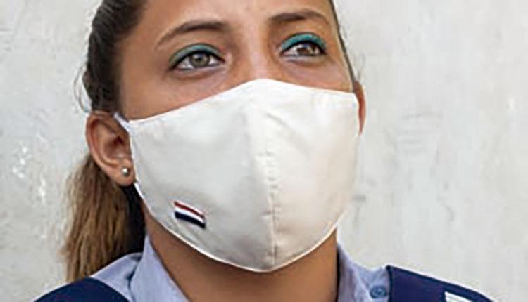 Primer suboficial Evelyn Dayana Hernández Machín. / Foto: Jaliosky Ajete Rabeiro