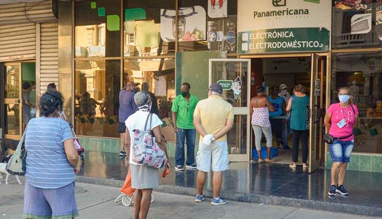 Habilitan locales en La Habana donde solicitar tarjetas de uso temporal