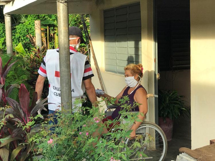 Como mensajeros del amor los han catalogado los vecinos que atienden estos cuatro consolareños