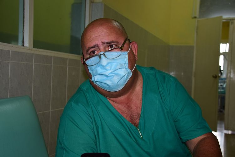 El doctor Jorge Rogelio Rodriguez Martinez 2