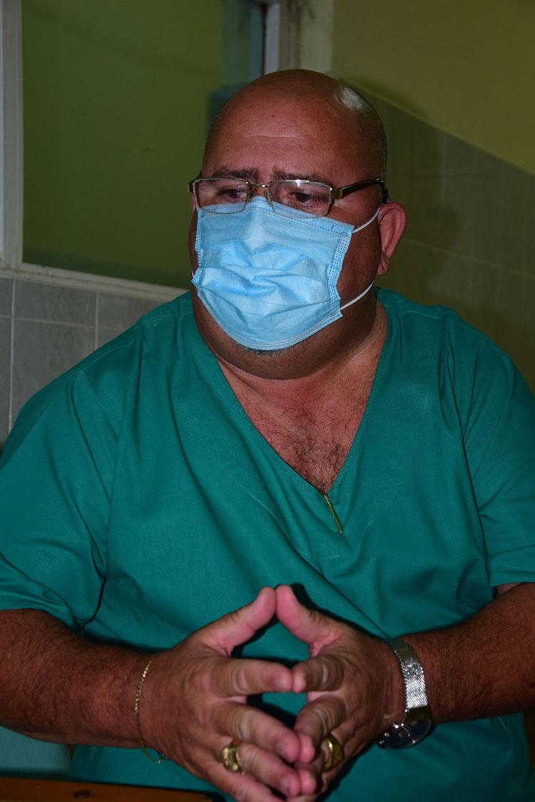 El doctor Jorge Rogelio Rodriguez Martinez ok