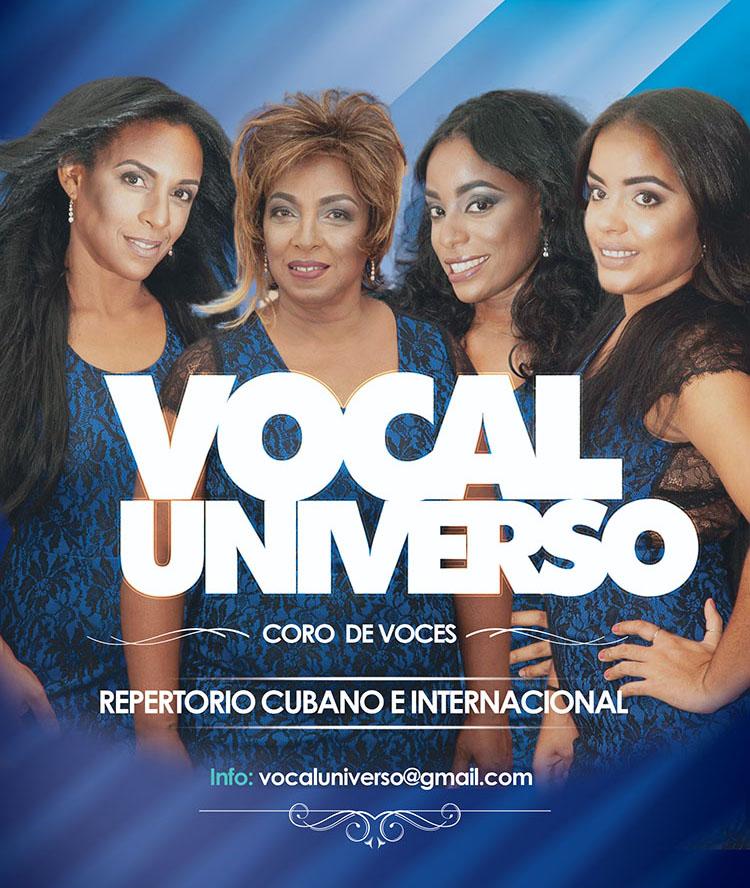 Las muchachas de Vocal Universo resultaron premiadas en varios festivales foráneos de música coral.