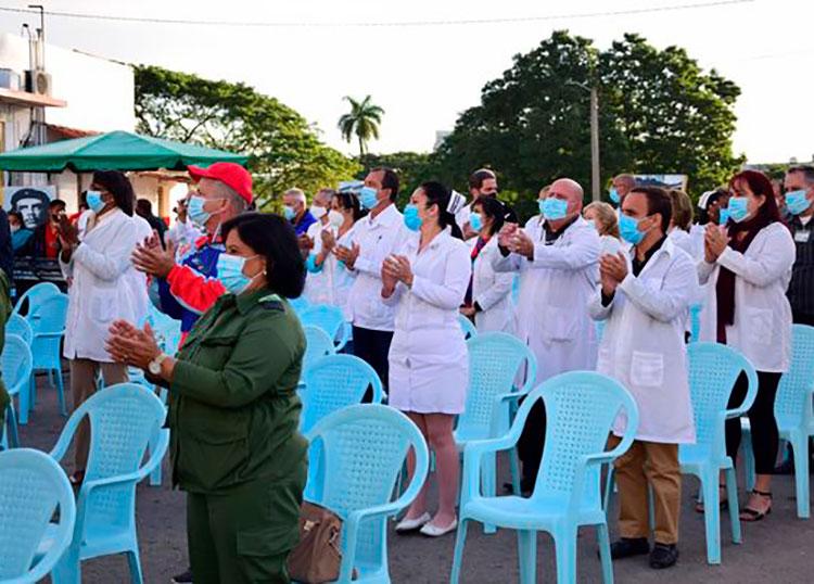 En Pinar del Río conmemoran aniversario 62 de la Revolución