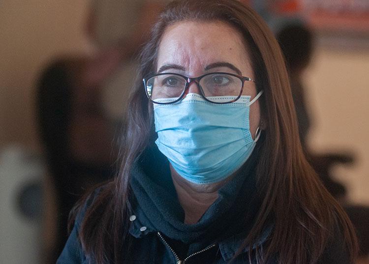 Belkys Pérez Cruz, periodista y diputada. / Foto: Jaliosky Ajete