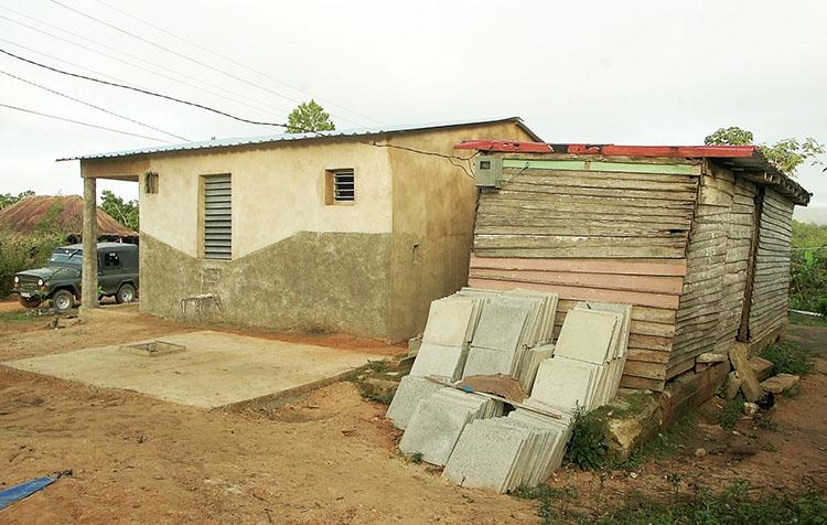 Desde este 25 de diciembre Domitila y Lilo tendrán casa nueva, para ellos el 2020 no fue un mal año.