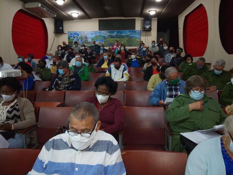 Gobierno en Pinar del Río