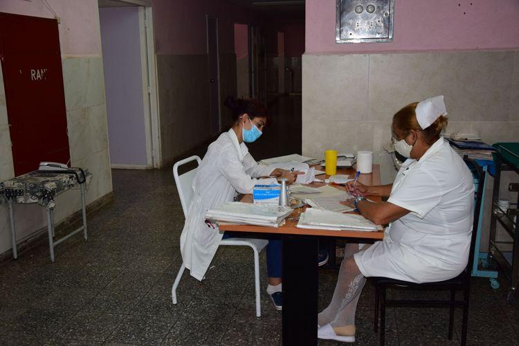 """El bloque materno-infantil del """"Abel Santamaría"""" incluye 12 salas entre obstetricias y puerperio."""