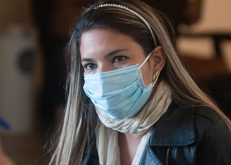 Yaisa Pereda Martínez, licenciada en contabilidad. / Foto: jaliosky Ajete