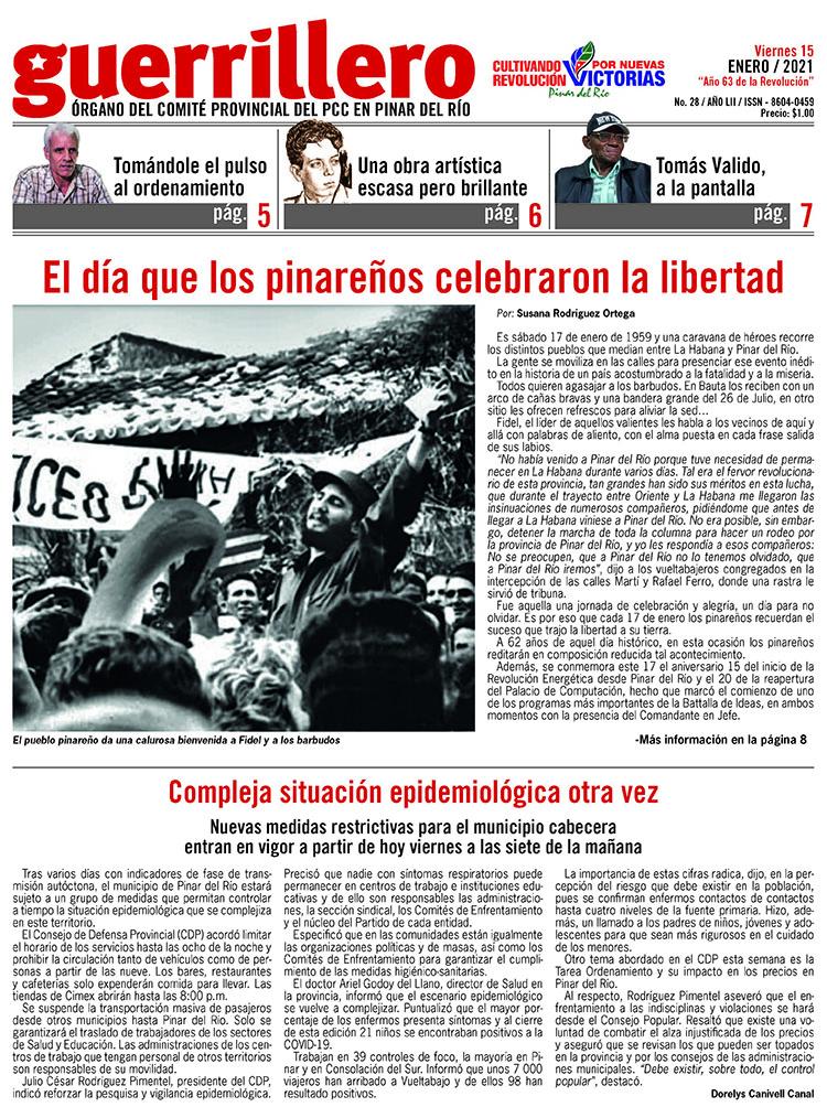Guerrillero 2021 01 15 Page 1