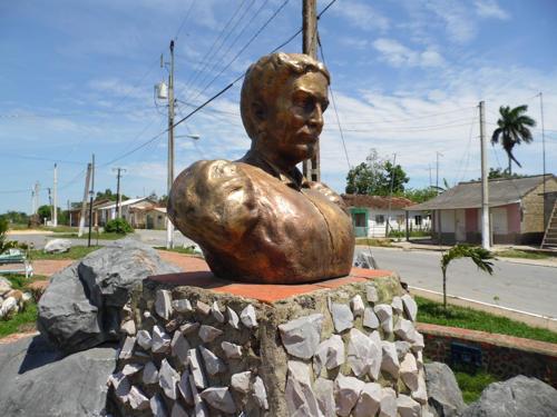 Conjunto Monumentario Isabel Rubio Díaz - Poblado Isabel Rubio, Guane.