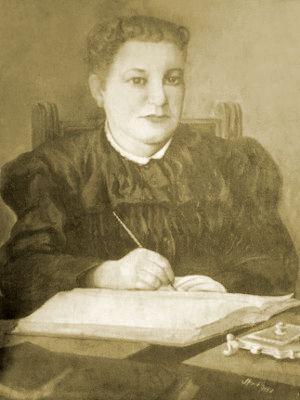 Isabel Rubio, La Capitana de Occidente.