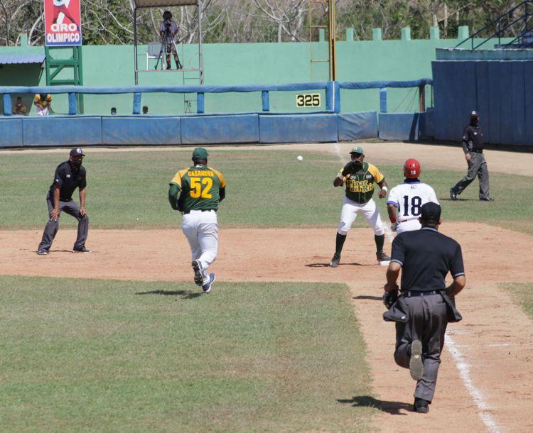 Pinar del Río en Semifinal de la 60SNB