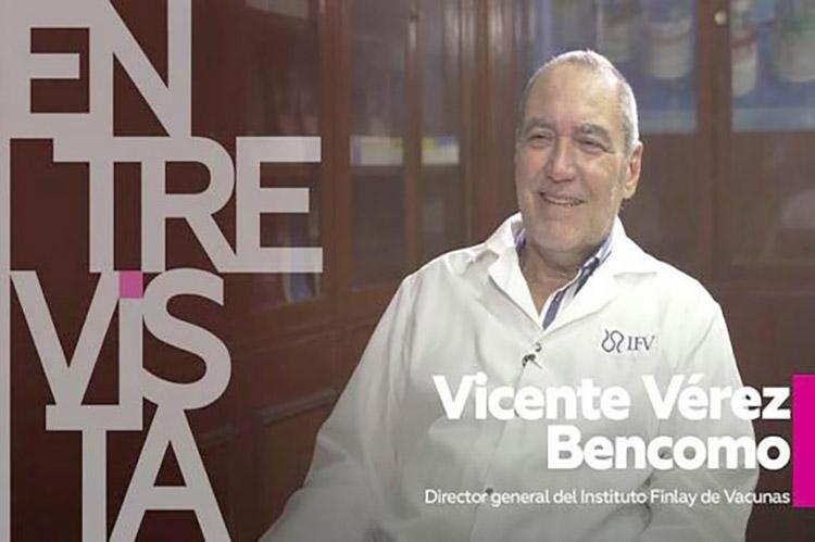 Vicente Vérez Bencomo.