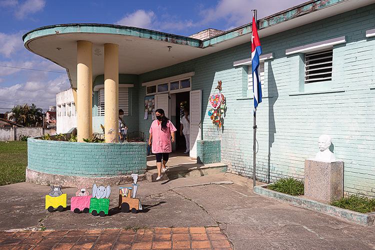 Los 60 años de un círculo infantil en Pinar del Río