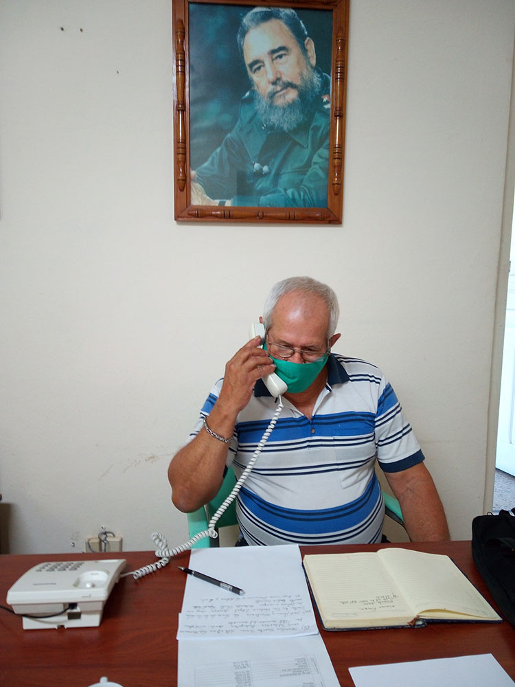 De las llamadas recibidas 32 fueron del municipio Pinar del Río, siete de Consolación del Sur y cinco de San Juan y Martínez, aunque también se comunicaron desde Viñales, Sandino y Guane