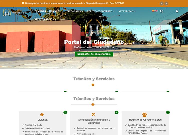 Portal del ciudadano Los Palacios