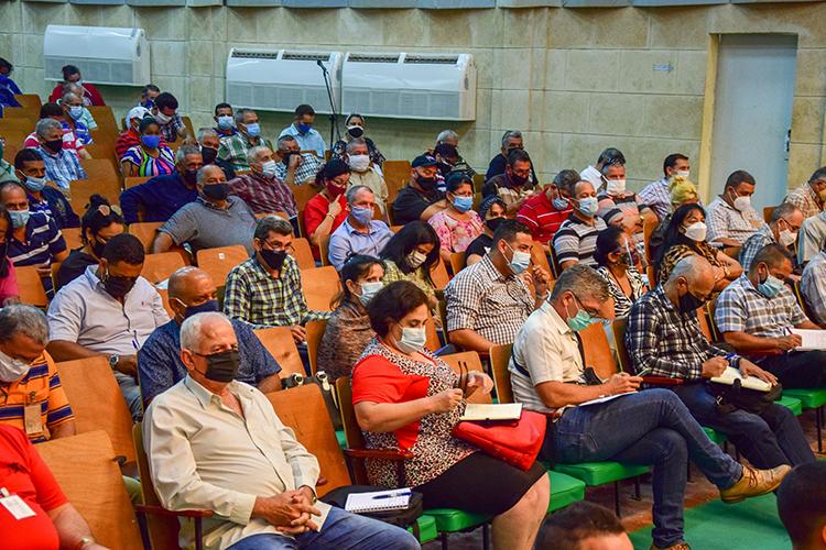 Participaron en el seminario más de 50 productores y directivos del sector en la provincia