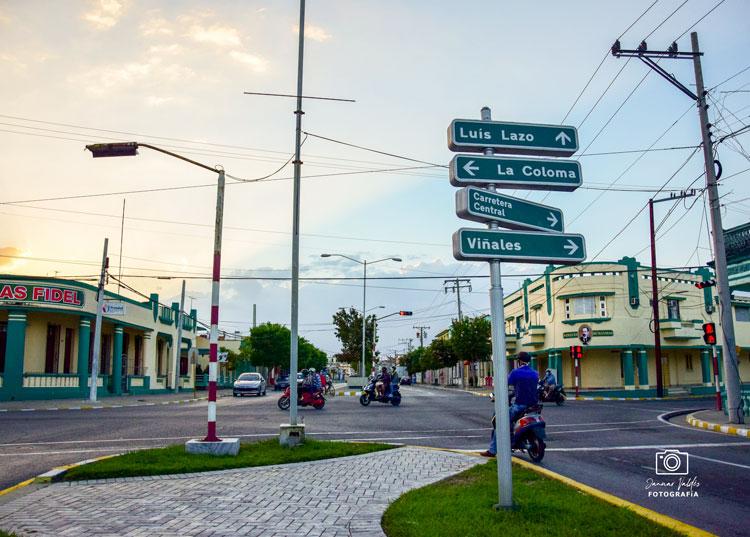 Ciudad de Pinar del Río.