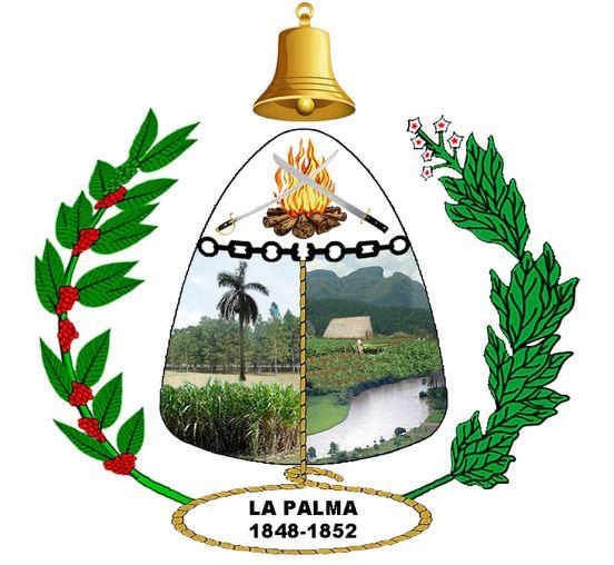 Escudo de La Palma.