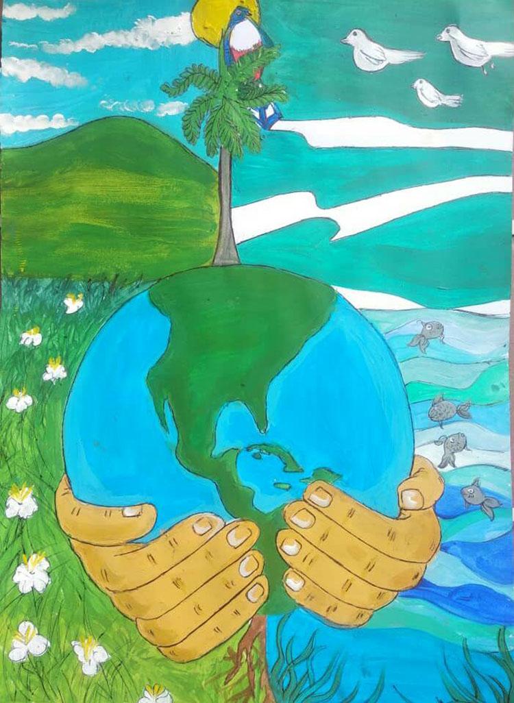 Nuestro mundo perfecto de Haley Valdés Falcón.