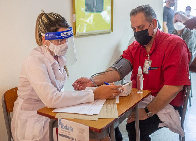 Son evidentes los logros de la Salud en La Palma.