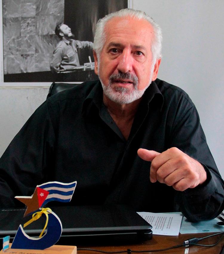Amigo eterno de Cuba y solidario por antonomasia