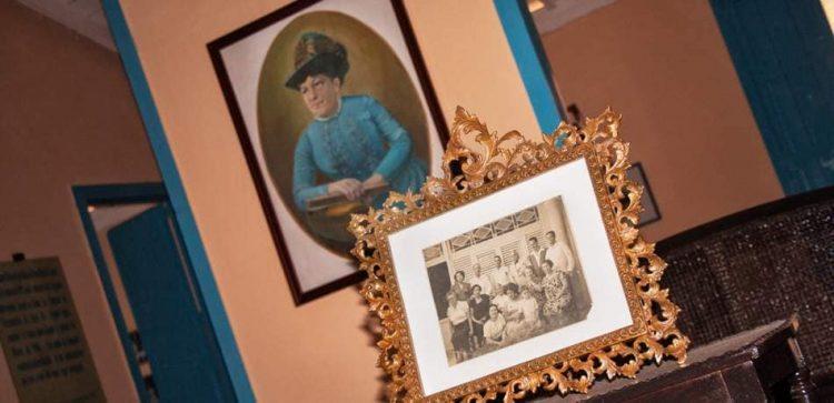 Casa museo Isabel Rubio, patriota insigne de la localidad