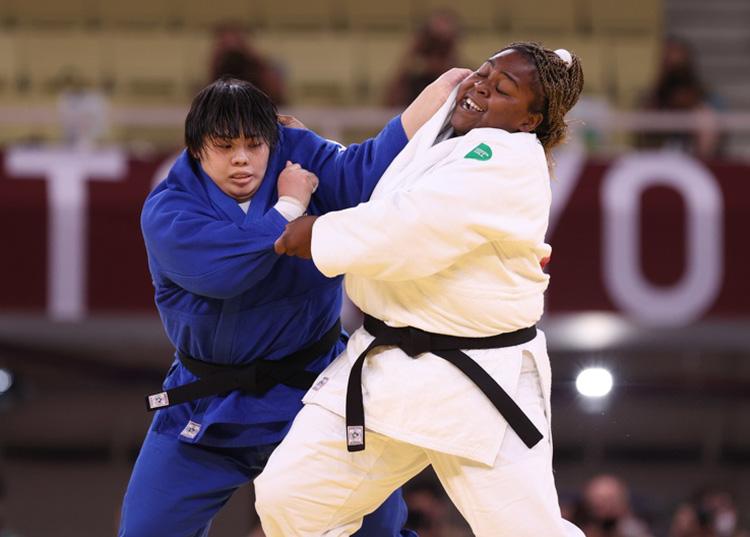 Judoca Idalys Ortiz lo quiso y logró la plata, su tercera final olímpica